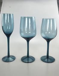 long stem wine glasses