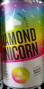 <b>Diamond Unicorn</b> | Lone Pine Brewing Company | BeerAdvocate