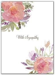 Condolenses Card Sympathy Cards With Envelopes Set 10 Cards Blank Condolence Card Pack For Funeral And Bereavement Greetings Sorry For Your Loss And Thinking Of