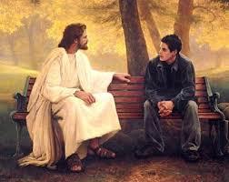 Диалог с Бога