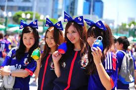 Bloggangcom Cartoonthai สาวกองเชยรในศก ฟตบอลโลก