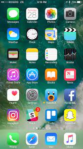 iPhone Home Screen Layout Ideas (Page 1 ...