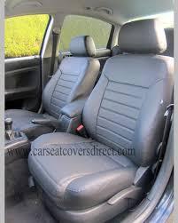 volkswagen vw passat b5 black foam backed seat covers