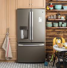 Kitchens With Slate Appliances Replace Your Stainless Steel Appliances With Slate Dallas Socials