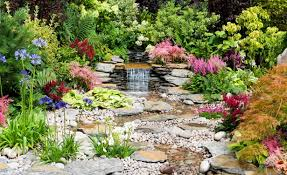 Small Picture Small garden rockery ideas