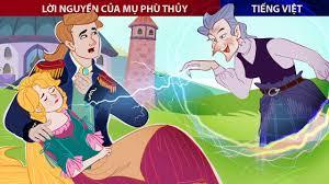Lời Nguyền Của Mụ Phù Thủy - Chuyen Co Tich -Truyện Cổ Tích Việt Nam -  ZicZic Fairy Tales - YouTube