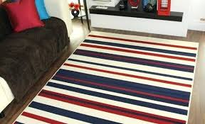 brown striped rug red and white striped rug new blue designs inside brown striped runner rug
