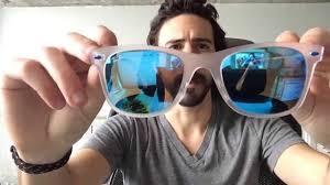 Ray Ban Rb 4210 Lightray Wayfarer Sunglasses Review