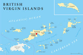 Bvi Navigation Charts British Virgin Islands Sublime Sailing British Virgin Islands