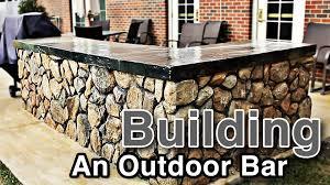 build a patio bar. Build A Patio Bar T