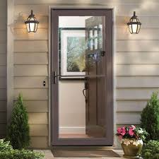 Backyards : Anderson Storm Door Installation Emco Storm Door ...