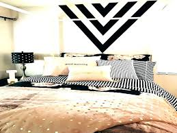 Pink Black And White Bedroom Ideas Black White And Rose Gold Bedroom ...