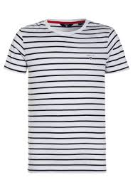 Gant Rugger Summer Twill Shorts Gant Print T Shirt White