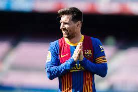 Barcelona could announce Lionel Messi ...