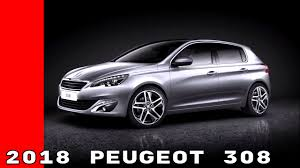 peugeot 308 facelift 2018.  facelift 2018 peugeot 308 photos leaked with peugeot facelift