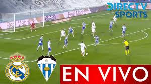 ALCOYANO vs REAL MADRID EN VIVO HOY ...