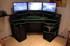 corner gaming desks small all furniture 12 stylish with regard to desk designs 4