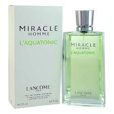 <b>Lancome Miracle Homme</b> L Aquatonic - купить мужские духи, цены ...