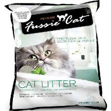 image cat litter. Interesting Image Fussie Cat Unscented Scoopable Litter 10L Throughout Image T