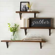 shelf marlow tier metal wall shelf on white bathroom of tiered country rustic mounted wood organizer