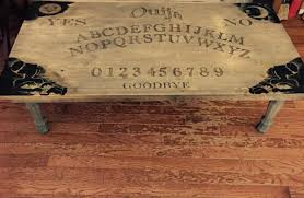 Ouija Board Coffee Table Ouija Board Coffee Table The Green Head