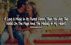 40 Musical Love Quotes And Sayings Collection QuotesBae Beauteous Musical Love Quotes