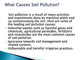 soil pollution health effect of the soil 51