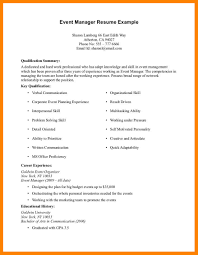 11 Professional Summary For Resume No Work Experience Apgar Score