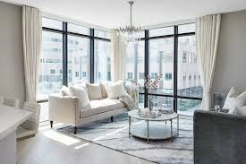 los angeles z gallerie jupiter chandelier with metal coffee tables living room transitional and gray area
