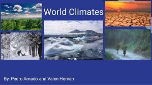 Climates Climates