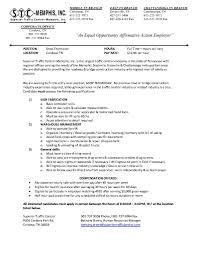 Maintenance Resume Cover Letter maintenance cover letter sample Job and Resume Template 33