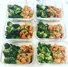 Thai Peanut Chicken Garlic Broccoli