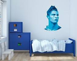 Beautiful Image Is Loading Cristiano Ronaldo CR7 Vector Wall Decal Vinyl Sticker