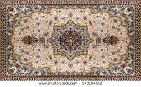 blue and white carpet texture. persian carpet texture, abstract ornament. round mandala pattern, middle eastern traditional fabric blue and white texture