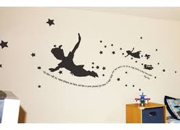 peter pan wall stickers