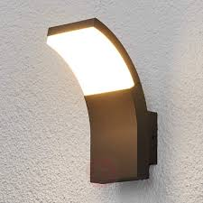 led outdoor wall light timm