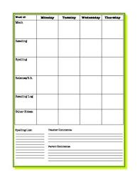 weekly student planners weekly student planner sheet blank school pinterest middle