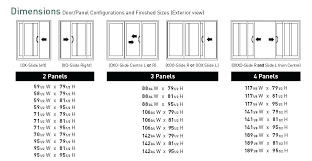 incredible standard patio door measurements images sliding closet door standard patio door opening