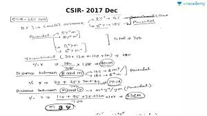 Gene Mapping Problems Genetic Mapping Csir Problems Part 1 In Hindi