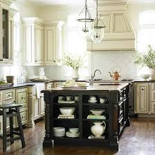 kitchens with white cabinets and dark floors. Photo Courtesy Of BHG Kitchens With White Cabinets And Dark Floors 2