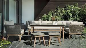 hero spotlight on the new indoor and outdoor furniture range