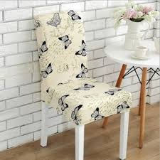 erfly elegant t cushion dining chair slipcover