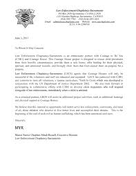 Sample Cover Letter For Law Enforcement Chechucontreras Com