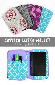 Free Wallet Sewing Pattern Best Ideas