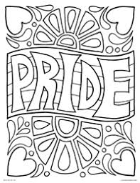Pride Coloring Pages Coloring Pages