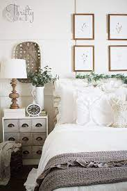 spring bedroom decor and decorating