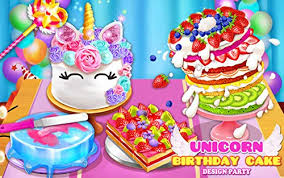 Birthday Cake Design Party Bake Decorate Eat From Black Belt Clown