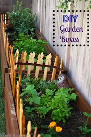 Diy Garden Diy Garden Boxes