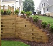 Small Picture Images of retaining wall ideas Retaining Walls Timber