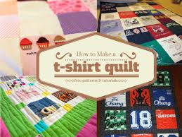 How to Make a T-Shirt Quilt | FaveQuilts.com & How to Make a T-Shirt Quilt Adamdwight.com